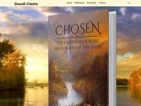 Gazzolo Creative - Author website