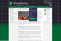 stjosephschool-menu
